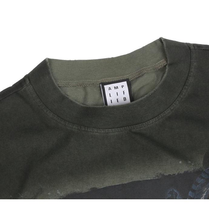 tričko pánské WICKED WITCH DOCTOR - KHAKI - AMPLIFIED