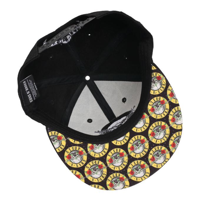 kšiltovka Guns N' Roses - Circle Logo - ROCK OFF