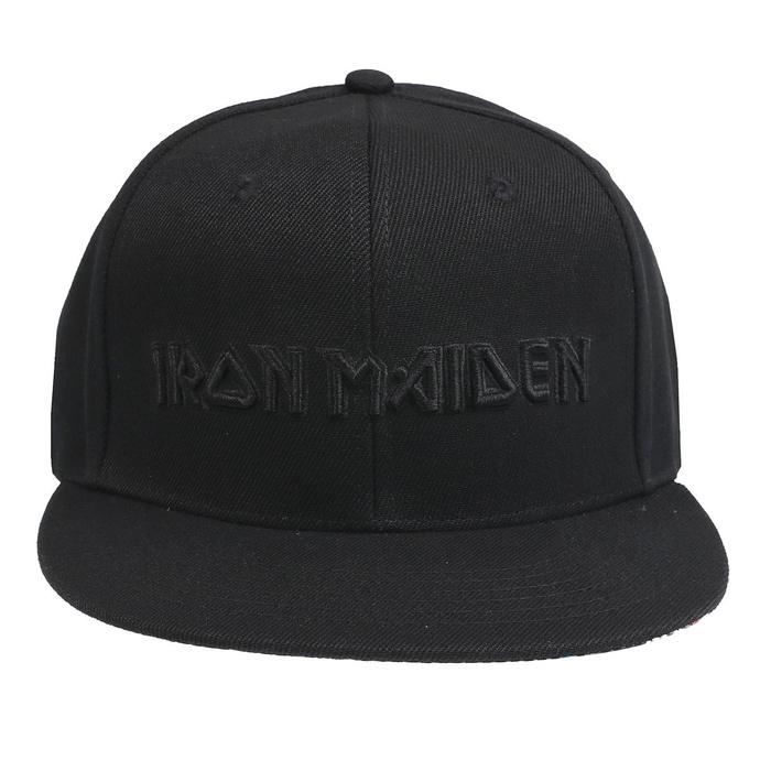kšiltovka Iron Maiden - Logo & Trooper - ROCK OFF