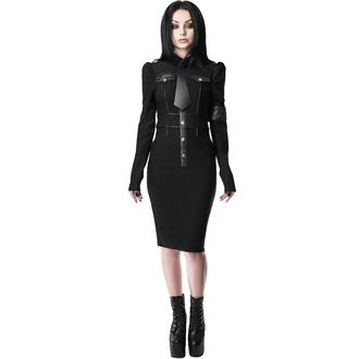 šaty dámské KILLSTAR - Army Of Darkness - BLACK - KSRA001707
