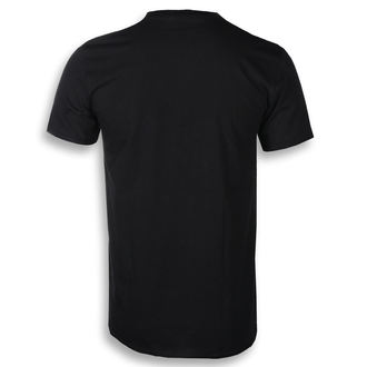 tričko pánské Touche Amore - Summer Logo - Black - KINGS ROAD