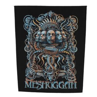 nášivka velká Meshuggah - 5 Faces - RAZAMATAZ