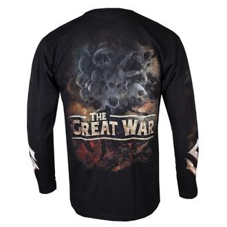 tričko pánské s dlouhým rukávem SABATON - The great war - NUCLEAR BLAST