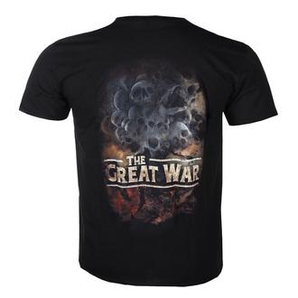 tričko pánské SABATON - The great war - NUCLEAR BLAST