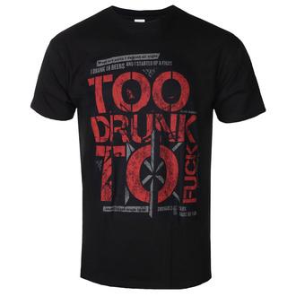 tričko pánské Dead Kennedys - Too Drunk - ROCK OFF