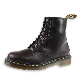 boty Dr. Martens - 8 dírkové - 1460 Gunmetal - Orleans WP