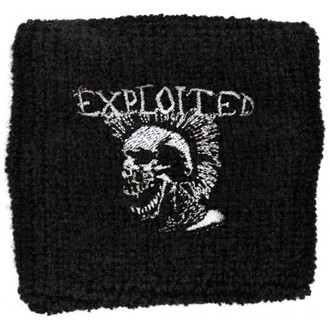 potítko Exploited - Mohican Skull - WB027