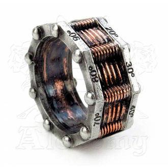 prsten Hi-Voltage Toric Generator Ring ALCHEMY GOTHIC
