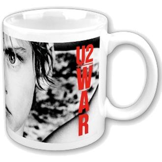 hrnek U2 - War Boxed Mug - ROCK OFF