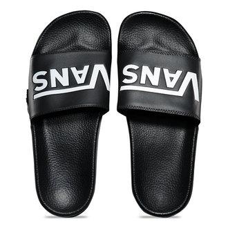 sandály unisex VANS - MN SLIDE-ON (VANS) BLACK