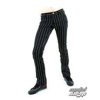 kalhoty dámské Mode Wichtig - New Hipster Pin Stripe