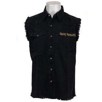 košile pánská bez rukávů (vesta) Iron Maiden - Fear Of The Dark - WS020