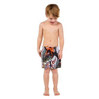 plavky dětské (kraťasy) PROTEST - Sneak TD - True Black