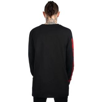 tričko s dlouhým rukávem unisex KILLSTAR - Wild At Heart - BLACK