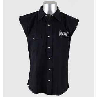 košile pánská bez rukávů (vesta) Down - Logo Face - RAZAMATAZ