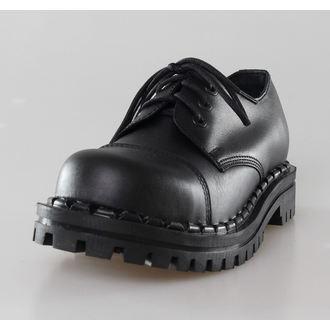 boty ALTERCORE - 3dírkové - Black