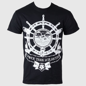 tričko pánské Lower Than Atlantis - Sinking Ship - LIVE NATION - Black