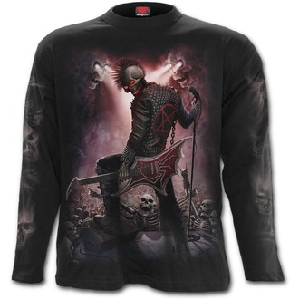 tričko pánské s dlouhým rukávem  SPIRAL - Stage Fright