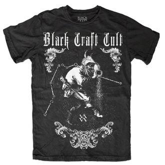tričko pánské BLACK CRAFT - Aquarius - Black