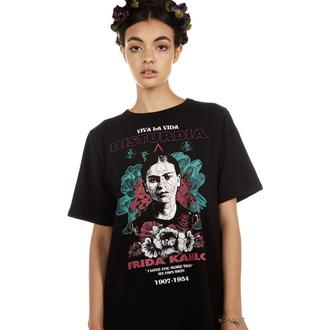 šaty dámské DISTURBIA - Frida Viva La Vida