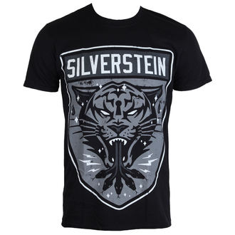 tričko pánské Silverstein - Tiger - PLASTIC HEAD