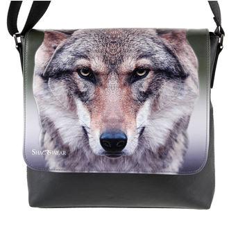 kabelka (taška) Portrait of a Wolf