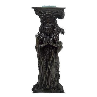 svícen (dekorace) Bronze Triple Goddess
