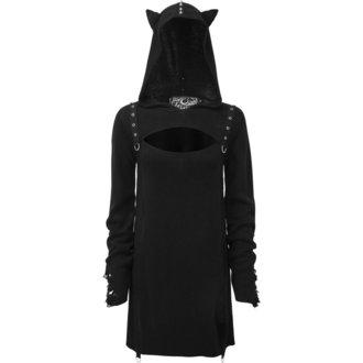 svetr dámský KILLSTAR - Bad Kitty - BLACK