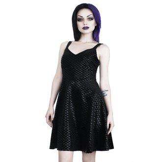 šaty dámské KILLSTAR - Black Sea - BLACK
