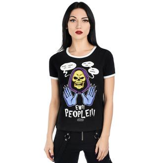 tričko dámské KILLSTAR - EW People Ringer - BLACK