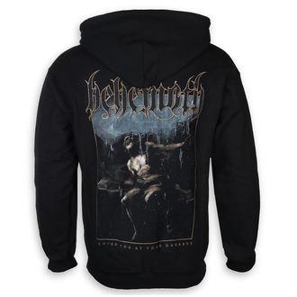 mikina pánská Behemoth - ILYAYD - Black - KINGS ROAD