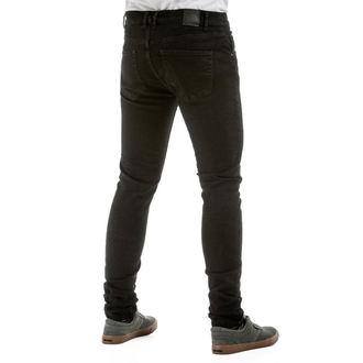 kalhoty pánské (jeans) NUGGET - Garage 2 - 1/7/38, C - Black