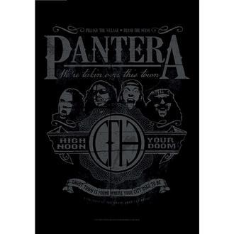 vlajka Pantera - High Noon Your Doom