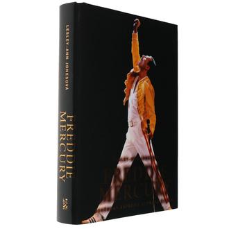 kniha Freddie Mercury - Lesley-Ann Jones