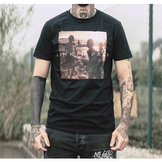 tričko pánské LINKIN PARK - ONE MORE LIGHT - PLASTIC HEAD