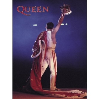 plakát - Queen - LP1159