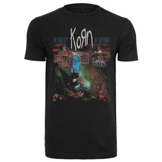 tričko pánské Korn - Circus - black