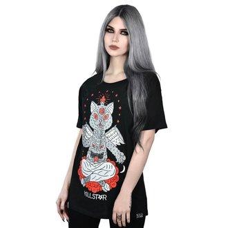tričko dámské KILLSTAR - PUSSYGOD - BLACK
