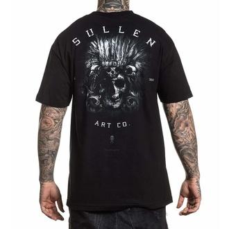 tričko pánské SULLEN - WARRIOR - BLACK