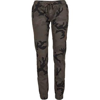 kalhoty dámské URBAN CLASSICS - Camo Jogging