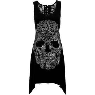 šaty dámské (tunika) KILLSTAR - Vesper Lace-Up