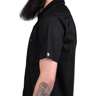 košile pánská WORNSTAR - MASTER Drifter Essentials - Black