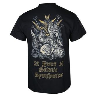 tričko pánské Dark Funeral - 25 Years Of Satanic Symphonies - RAZAMATAZ