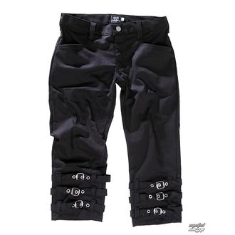 kalhoty dámské 3/4 Aderlass - Manacle Slacks Denim
