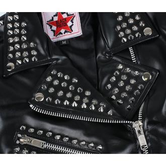 bunda dámská (křivák) BLACK PISTOL - Rockers Lady - Sky Black