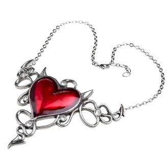 obojek ALCHEMY GOTHIC - Devil Heart Genereux