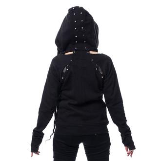 mikina dámská Chemical Black - EVIE - BLACK