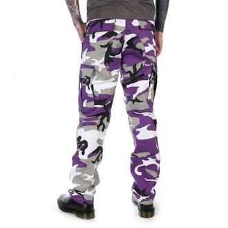 kalhoty pánské MMB - US BDU - ARMY - LILA CAMO