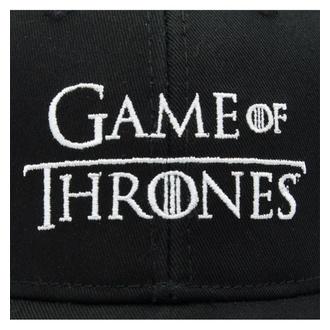 kšiltovka Game of thrones - Logo