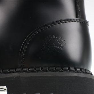 boty GRINDERS - CAMELOT - BLACK